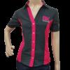 Blusa-manga-corta-dos-colores-negro-fusia-bkcollection-frente