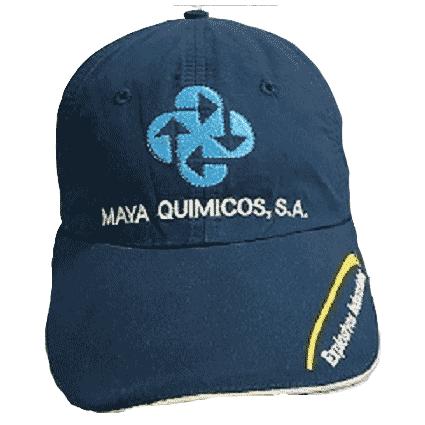 Gorras sobre pedido